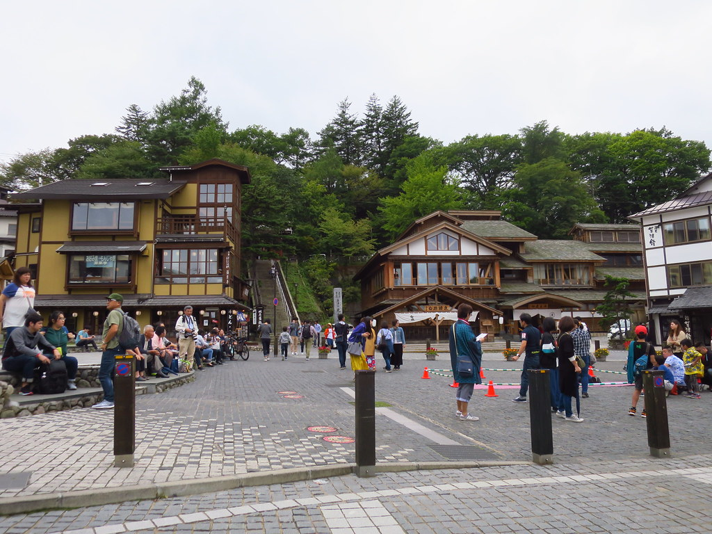 Kusatsu Onsen, Gunma, Japan