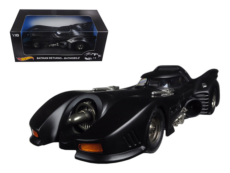 Batman Returns Batmobile 1/18 Diecast Model Car