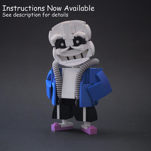 Sans Instructions Now Available!
