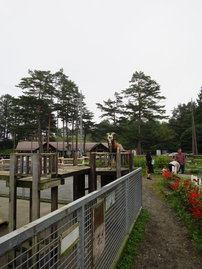 Asama farm village, Naganohara, Gunma