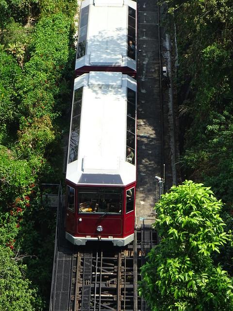 Peak Tram - Hongkong