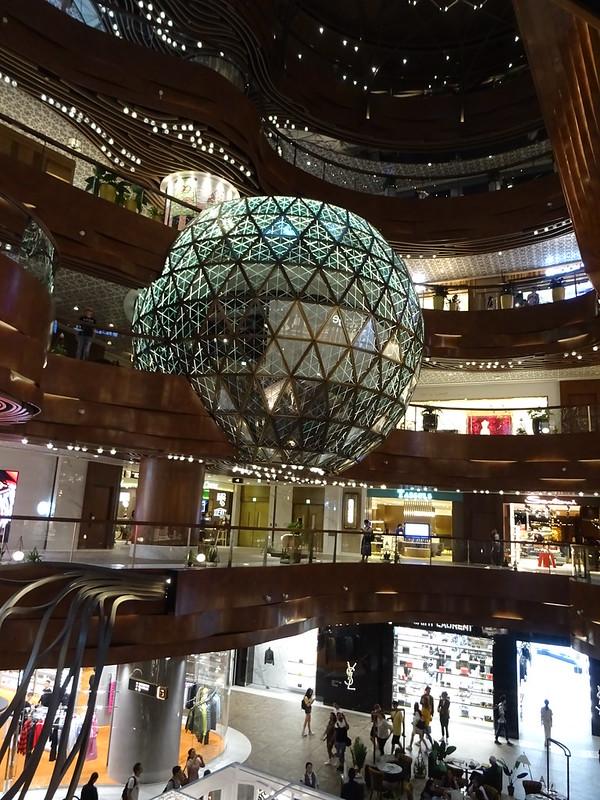 Shopping Mall - Hongkong