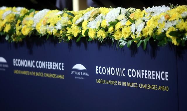 "Konference  ""Baltijas darba tirgus nākotne"""