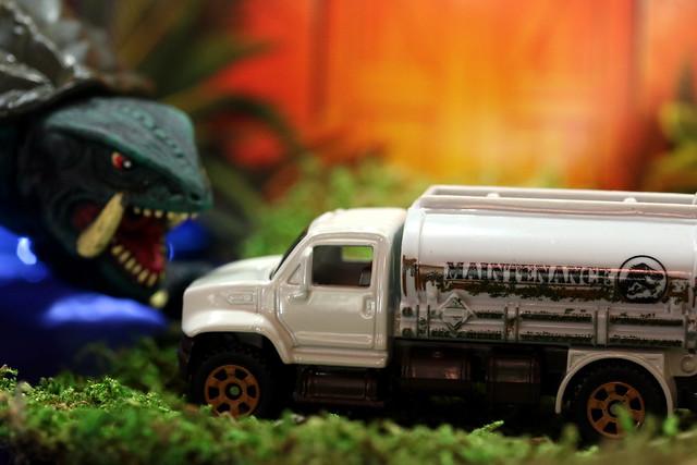 Jurassic Prank - Bijou Planks 275/365
