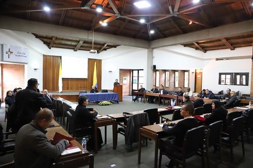 Encuentro Nacional de Pastoral Universitaria