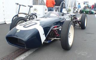 030 Lotus 18 1960 blue vlt