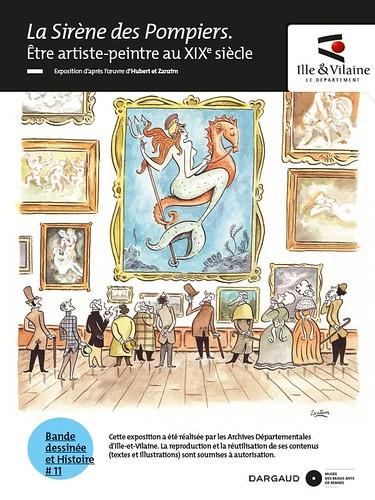 La Sirène des Pompiers. Être artiste-peintre au XIXe siècle