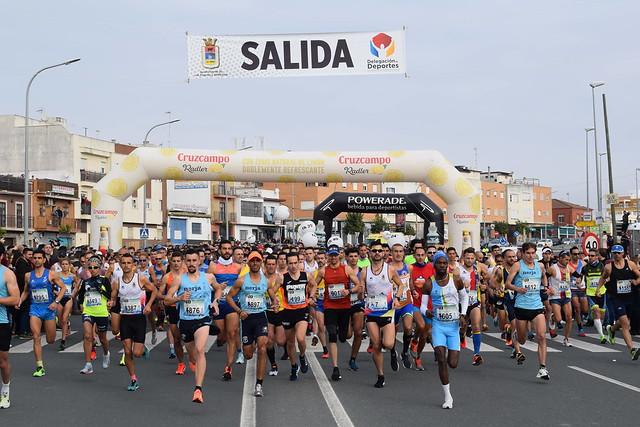 Media maratón Los Palacios