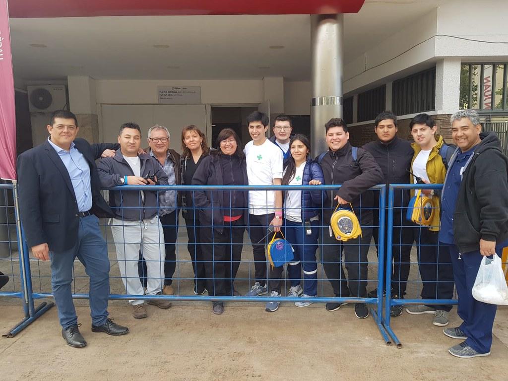 2019-10-02 SALUD: Equipos en Erradicación de Villas