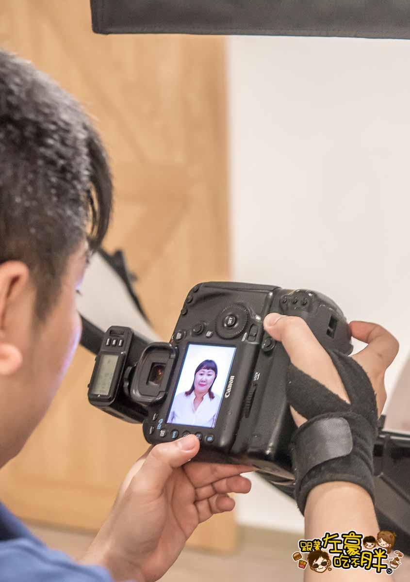 大頭大頭拍照不愁-證件照拍攝 高雄拍照-21