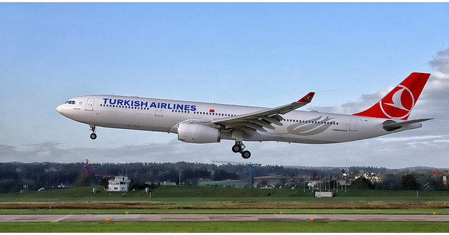 Turkish Airlines TC - JNL