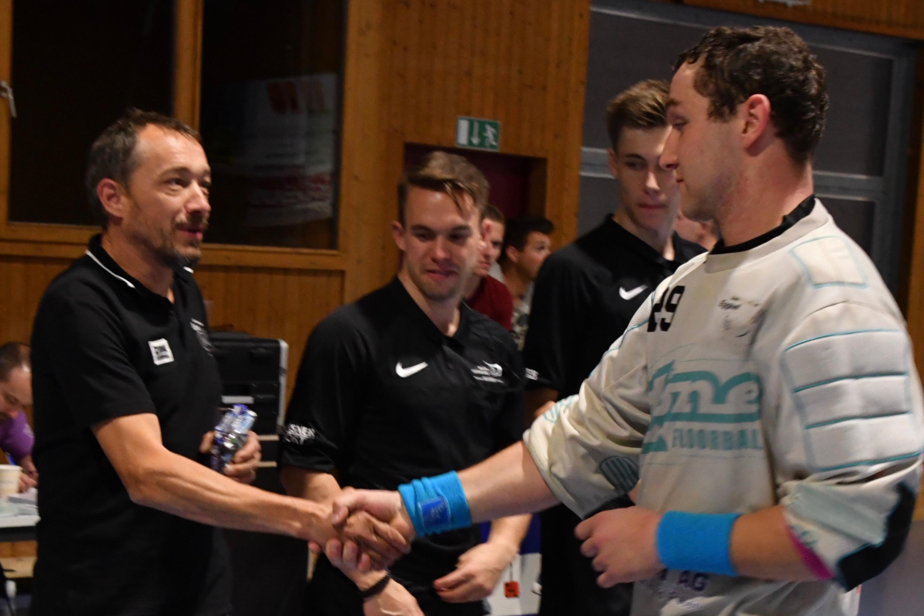 Herren II - Floorball Gruyères Avry Saison 2019/20