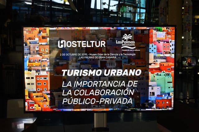 Foro Sobre Turismo Urbano 2019