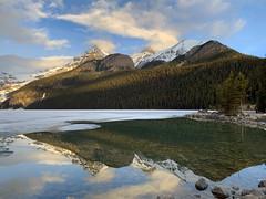 Lake Louise, Alberta Canada. May 2019