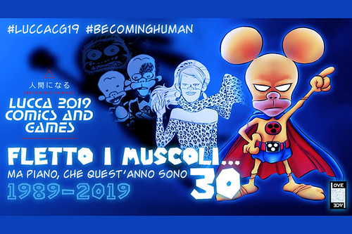 Leo Ortolani a Lucca Comics 2019