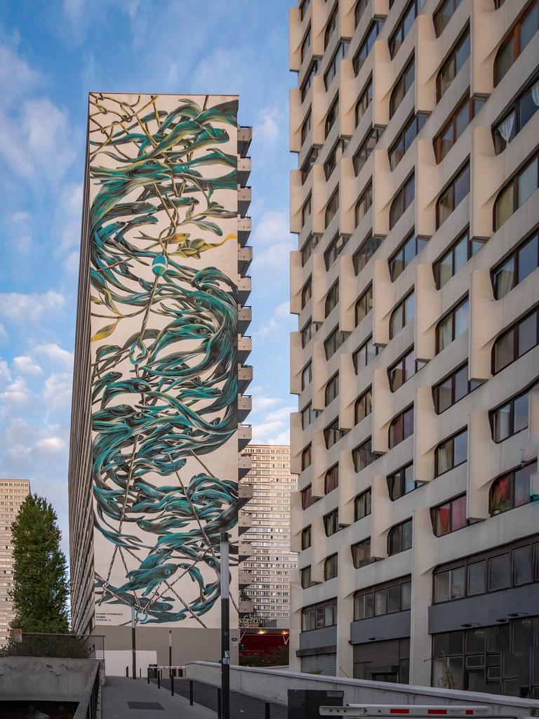 Street Art grand format aux Olympiades 48832695882_5e5c18d9d2_b