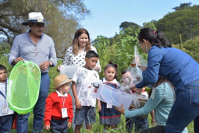 Liberación de Mariposas Monarca y Reina en Tlajomulco