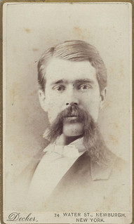 Joseph Nestell (CDVD by Phillip J. Decker, 74 Water Street, Newburgh, New York)