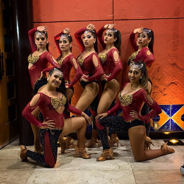 @reynasontuperu @teamreynasontuperu FINALISTAS EUROSON LATINO, BACHATA LADIES TEAM- MEXICO 2019 #mexico #puebla# #dancers #claudiareynoso #peruana #photography #travels #worldchampion