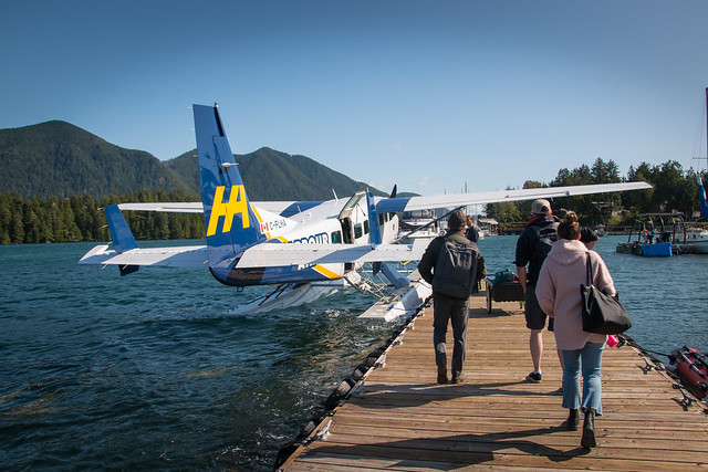 Harbour Air to/from Tofino
