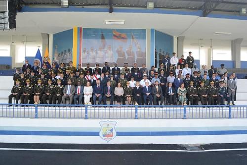 A OEA inaugurou no Equador o segundo curso de treinamento da Rede Interamericana de Desenvolvimento e Profissionalização Policial (REDPPOL)