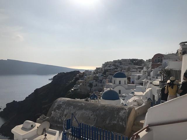 greece 1355 blue dome