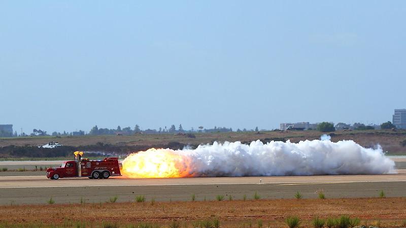 IMG_5618 Aftershock Jet Firetruck, MCAS Miramar Air Show
