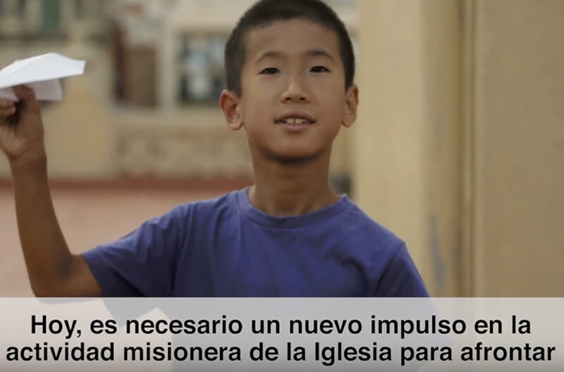 El Papa invita a rezar por el nuevo impulso misionero