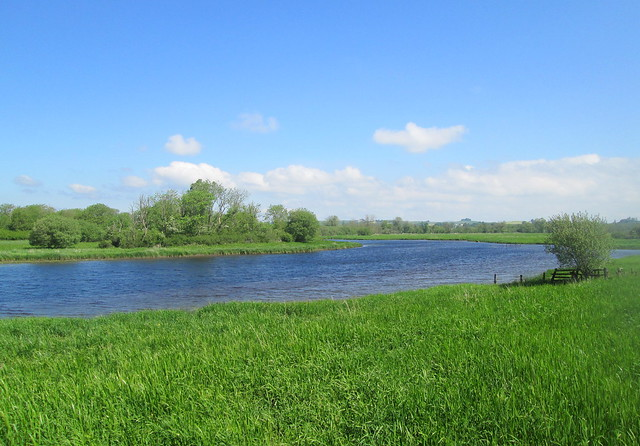 River Dee at Threave Castle