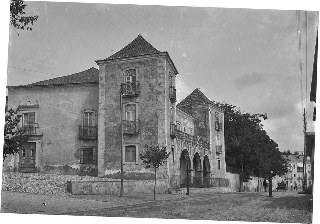 Paço d' Arcos (P. Guedes, c. 1910)
