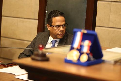 Cerimônia de entrega da Medalha Pedro Ernesto
