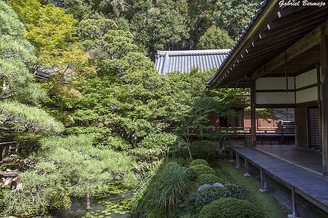 Templo Eikan-do y jardin - Kyoto
