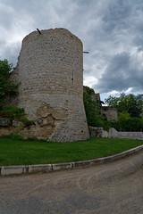 Vestiges des fortifications - Billy - Allier