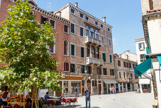 On the streets of Venice_167