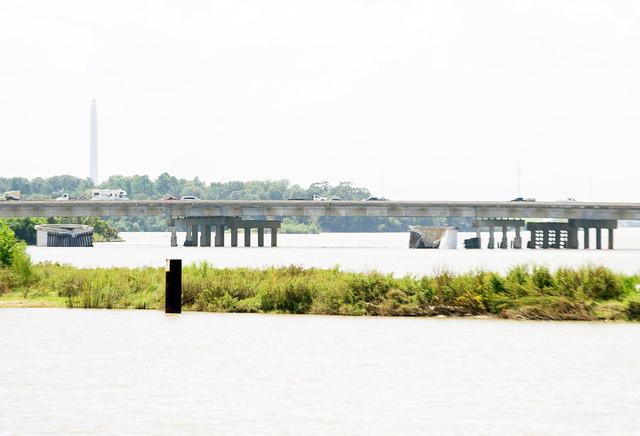 Westbound Spans I-10 Over San Jacinto River 1910011308