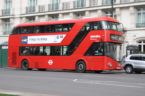 Metroline LT545 LTZ1545