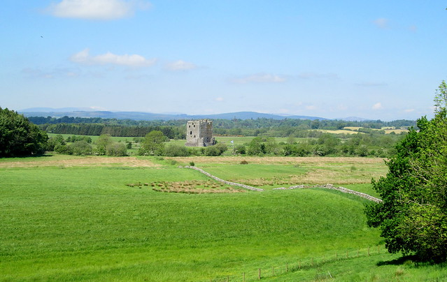 Threave Castle From Circular Path