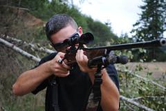 Cam Shooting Riffle