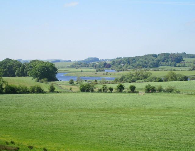 River Dee near Threave Castle