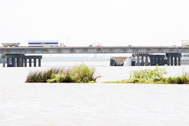 Westbound Spans I-10 Over San Jacinto River 1910011351