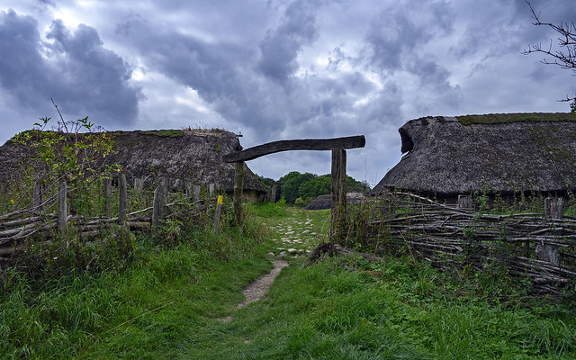 Entrance to the Iron Age