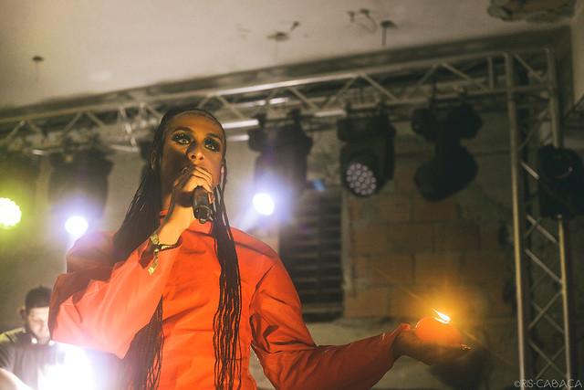 Linn da Quebrada @ Festival Iminente 2019