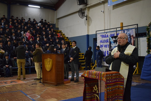 Oración Buenos Días por Inspectoría Salesiana