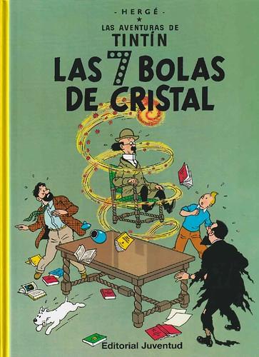 LAS 7 BOLAS DE CRISTAL