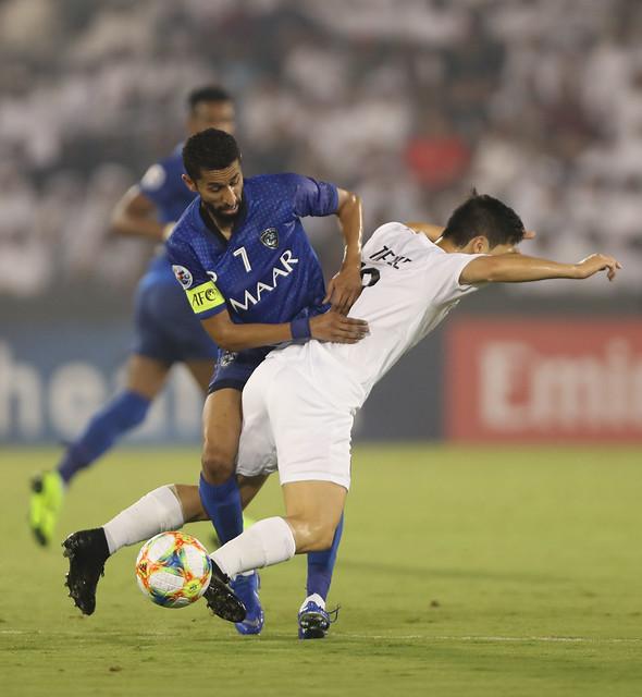 AlSadd Vs AlHilal semi final Acl 2019 1st leg