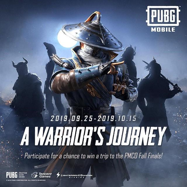 Warriors Journey Banner