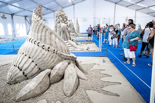 Sandsculpting 2019