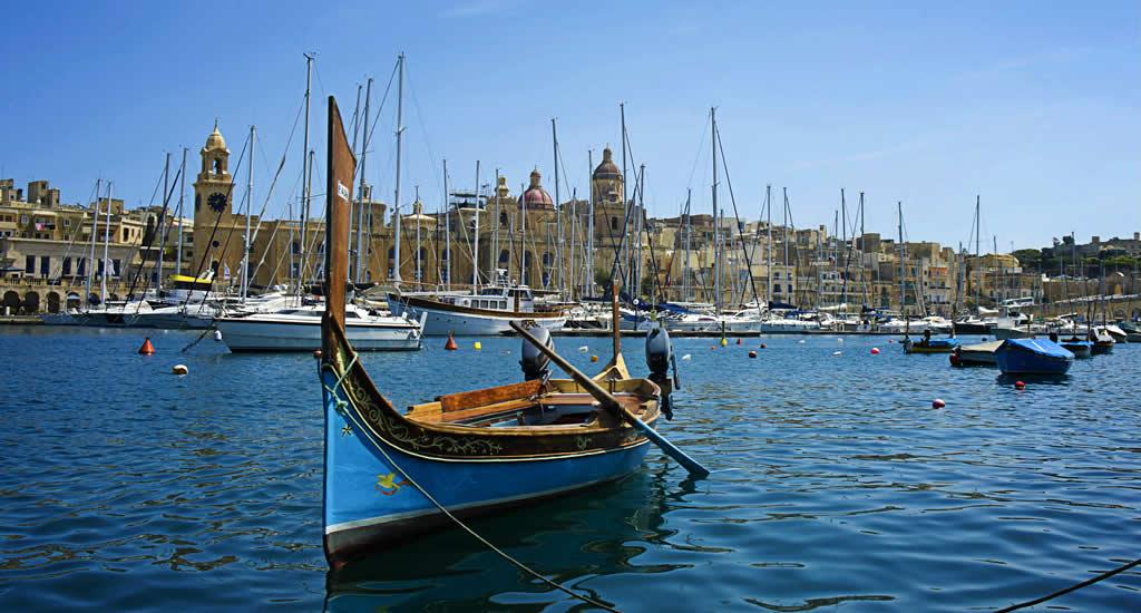 Bootje van Valletta naar Three Cities | Malta & Gozo