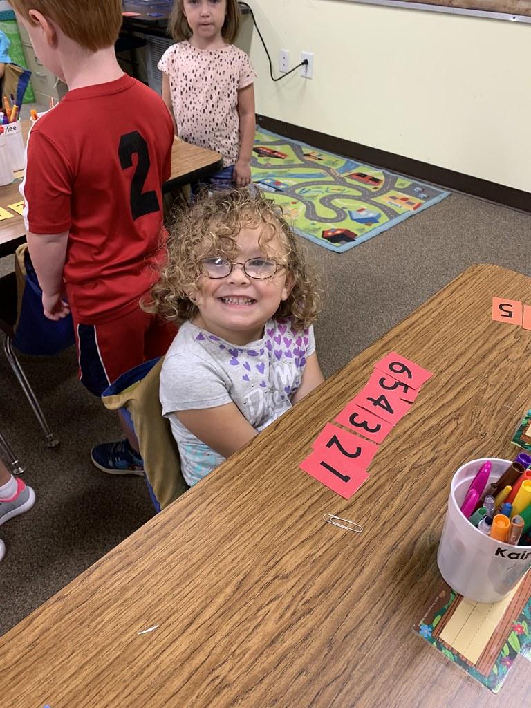 Around the Preschool 10-10-19