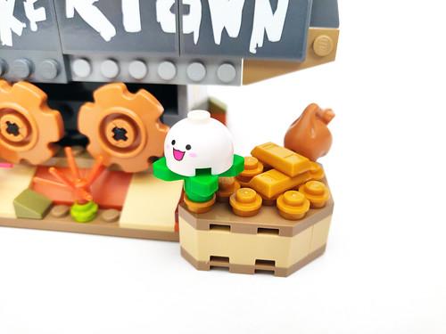 LEGO Overwatch Junkrat & Roadhog (75977)
